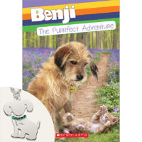 Benji: The Purrfect Adventure Book Plus Necklace