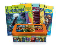 Goosebumps® Retro Fear Box Set