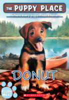 The Puppy Place: Donut