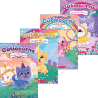 Cutiecorns #1–#4 Pack