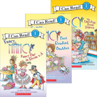 Fancy Nancy School Stories Pack