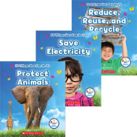 10 Things You Can Do to Save the Planet 3 Paperbacks Pack