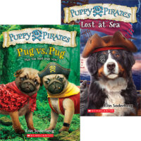 Puppy Pirates Pair