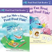 Pout-Pout Fish Reader 2-Pack