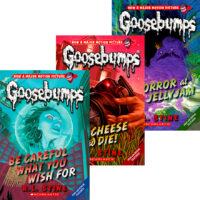 Goosebumps Classics 3-Pack