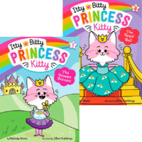 Itty Bitty Princess Kitty #1–#2 Pack