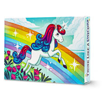 Magical Unicorn Lockbox