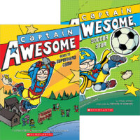 Captain Awesome Summer Pack