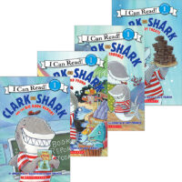 Adventures with Clark the Shark Pack