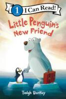 Little Penguin's New Friend