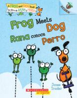 Rana conoce Perro / Frog Meets Dog