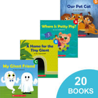 Buddy Readers Pack (Levels A–D)
