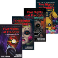 Five Nights at Freddy's: Fazbear Frights #1–#4 Collection