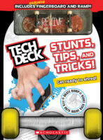 Tech Deck™ Stunts, Tips, and Tricks!