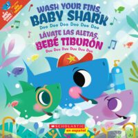 Lávate las aletas, Bebé Tiburón / Wash Your Fins, Baby Shark