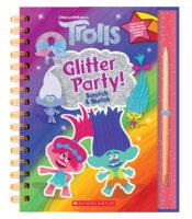 Trolls: Glitter Party! Scratch & Sketch