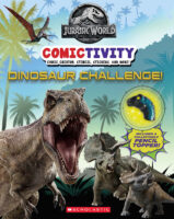 Jurassic World Comictivity: Dinosaur Challenge!