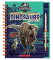 Jurassic World™: Scratch & Reveal: Dinosaurs Uncovered!