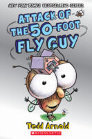 Attack of the 50-Foot Fly Guy