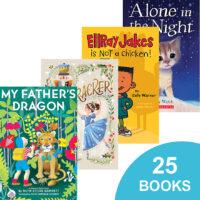 25 Books for $25: Grades 2-3
