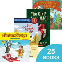 25 Books for $25: Grades PreK–K