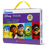 Disney Learning: Pixar Phonics Reading Program