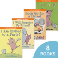 Elephant & Piggie Fun 8-Pack