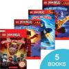 LEGO® NINJAGO® Reader 5-Pack