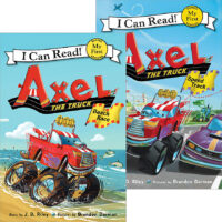 Axel the Truck 2-Pack