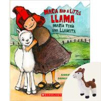 Maria Had a Little Llama / María tenía una llamita Set