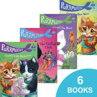 Purrmaids #1–#6 Pack
