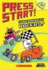 Press Start! #1–#8 Pack