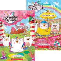 Marshmallow Friends 2-Pack