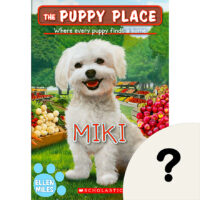 The Puppy Place: Miki Book and Jewelry