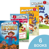 Welcome to 2nd Grade Reader 6-Pack