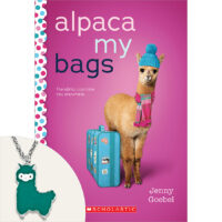 Alpaca My Bags Plus Necklace
