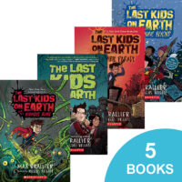 The Last Kids on Earth 5-Pack