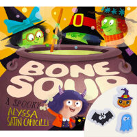 Bone Soup Plus Erasers