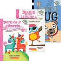 Paquete Branches: Diarios favoritos