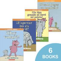 Colección Elefante y Cerdita