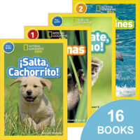 Súper colección National Geographic Kids™