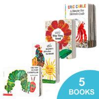 Eric Carle Board Book Gift Pack