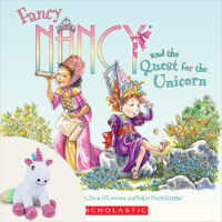 Fancy Nancy® and the Quest for the Unicorn Plus Plush