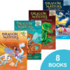 Dragon Masters #1–#8 Pack