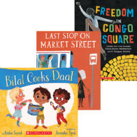 Diverse Picture Book Award Winners Pack