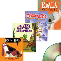 Silly Story Time Audio Library