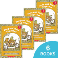 Frog and Toad Together 6-Book Pack