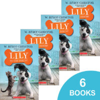 Lily to the Rescue 6-Book Pack