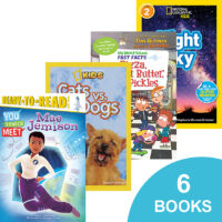 Nonfiction Reader Pack