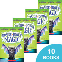 Upside-Down Magic 10-Book Pack